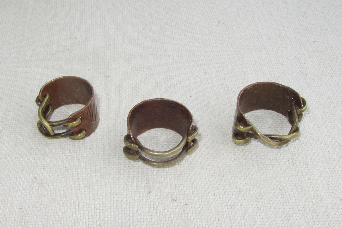 Перстень из латуни своими руками 8